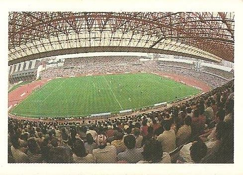 Trideporte 84. Estadio Riazor (Real Club Deportivo de La Coruña). Editorial Fher.