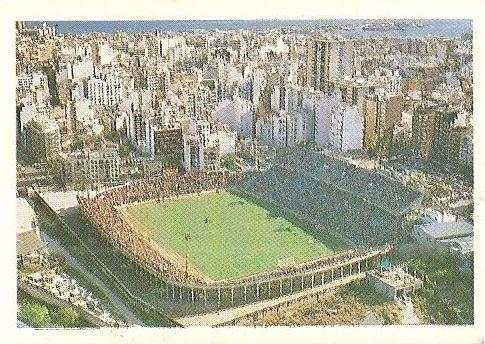 Trideporte 84. Estadio Luis Sitjar (R.C.D. Mallorca). Editorial Fher.