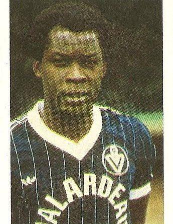 Eurocopa 1984. Tresor (Francia). Editorial Fans Colección.