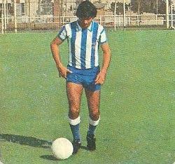 Liga 82-83. Brescia (C.D. Málaga). Ediciones Este.