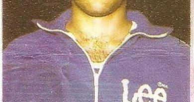 Liga Baloncesto 1985-1986. Pinone (Estudiantes). Chicle Gumtar.