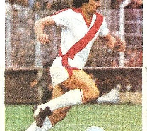 Liga 80-81. Morena (Rayo Vallecano) Futbolistas en Acción Nº 29 y 30. Ediciones Este.
