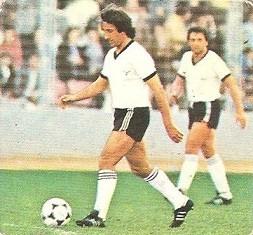 Liga 82-83. García Murcia (U.D. Salamanca). Ediciones Este.