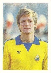 Eurocopa 1984. Boloni (Rumanía) Editorial Fans Colección.