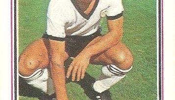 Liga 80-81. Tomé (U.D. Salamanca). Ediciones Este.