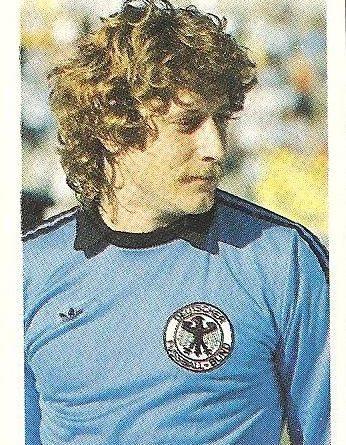 Eurocopa 1984. Schumacher (Alemania Federal) Editorial Fans Colección.