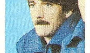 Eurocopa 1984. Jerolimov (Yugoslavia) Editorial Fans Colección.