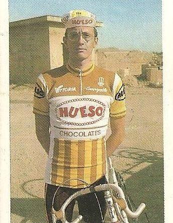 Trideporte 84. Jaime Salvá (Chocolates Hueso). Editorial Fher.