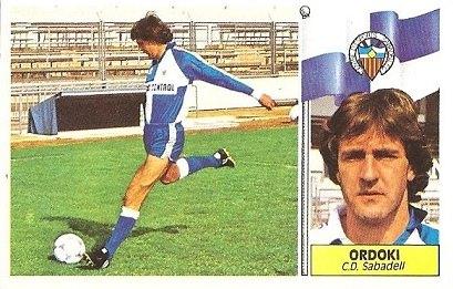 Liga 86-87. Ordoki (Centro de Deportes Sabadell). Ediciones Este.