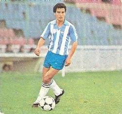Liga 82-83. Recio (C.D. Málaga). Ediciones Este.