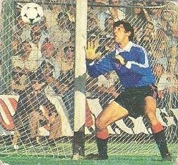 Liga 82-83. Vicuña (Club Atlético Osasuna). Ediciones Este.