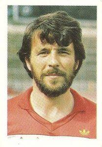 Eurocopa 1984. Gerets (Bélgica). Editorial Fans Colección.