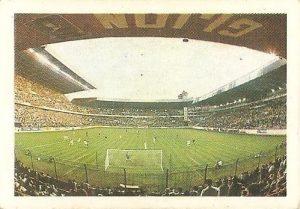 Trideporte 84. Estadio El Molinón (Real Sporting de Gijón). Editorial Fher.