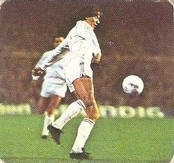 Liga 82-83. Isidro (Real Madrid). Ediciones Este.