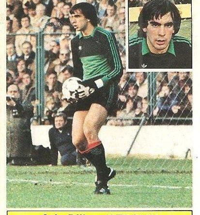 Liga 81-82. Cedrún (Ath. Bilbao). Ediciones Este.