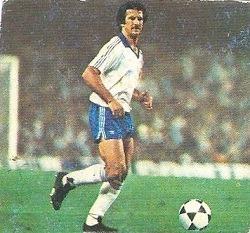 Liga 82-83. Fichaje Nº 14 Ramírez (Real Zaragoza). Ediciones Este.