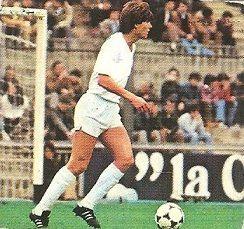 Liga 82-83. Fichaje Nº 7 Bonet (Real Madrid). Ediciones Este.