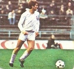Liga 82-83. Roberto (Valencia C.F.) Ediciones Este.