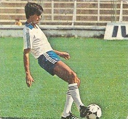Liga 82-83. Saura (Coloca por Blanker) (Real Zaragoza). Ediciones Este.