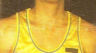 Liga Baloncesto 1985-1986. Dykema (Licor 43). Chicle Gumtar.
