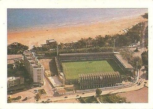 Trideporte 84. Estadio El Sardinero (Racing de Santander). Editorial Fher.