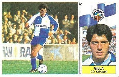 Liga 86-87. Villa (Centro de Deportes Sabadell). Ediciones Este.