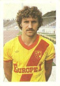 Eurocopa 1984. Xuereb (Francia) Editorial Fans Colección.
