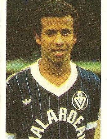 Eurocopa 1984. Tigana (Francia). Editorial Fans Colección.