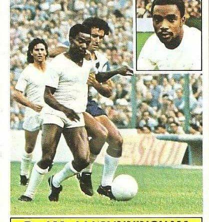 Liga 81-82. Cunningham (Real Madrid). Ediciones Este.