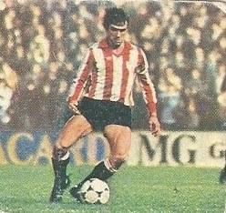 Liga 82-83. Dani (Ath. Bilbao). Ediciones Este.