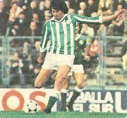 Liga 82-83. Diarte (Real Betis). Ediciones Este.