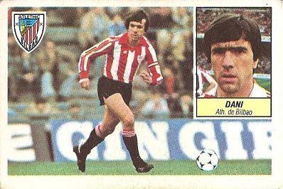 Liga 84-85. Dani (Ath. Bilbao). Ediciones Este.
