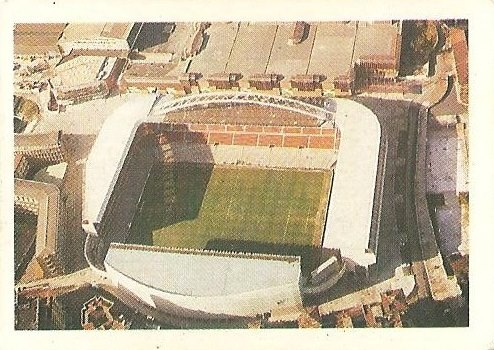 Trideporte 84. Estadio San Mamés (Ath. Bilbao). Editorial Fher.