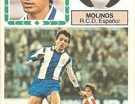 Liga 83-84. Molinos (R. C.D.Español). Ediciones Este.