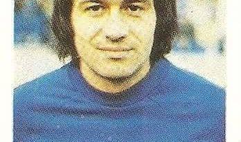 Eurocopa 1984. Negrila (Rumanía) Editorial Fans Colección.