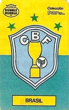 Mundial 1986. Brasil. Ediciones Dubble Dubble.