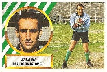 Liga 88-89. Salado (Real Betis). Ediciones Este.