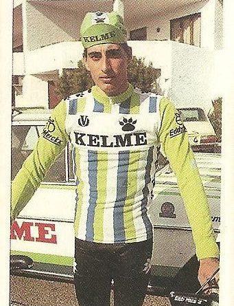 Trideporte 84. Francisco López (Kelme). Editorial Fher.