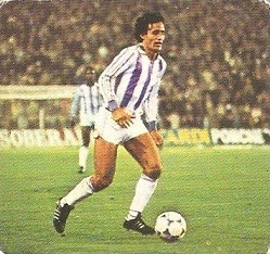 Liga 82-83. Pastor (Real Valladolid). Ediciones Este.