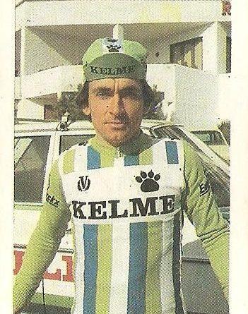 Trideporte 84. Vicente Belda (Kelme). Editorial Fher.