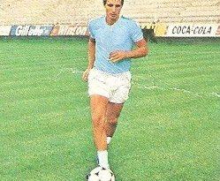 Liga 82-83. Fichaje Nº 10 Amorós (Real Club Celta de Vigo). Ediciones Este.