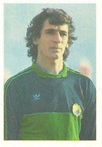 Eurocopa 1984. Lung (Rumanía). Editorial Fans Colección.