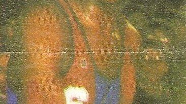 Liga Baloncesto 1985-1986. Sibilio (F.C. Barcelona). Chicle Gumtar.