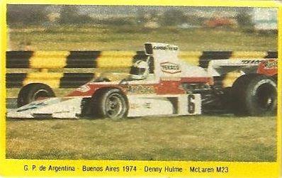 Grand Prix Ford 1982. (Editorial Danone).