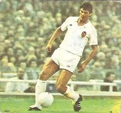 Liga 82-83. Botubot (Valencia C.F.) Ediciones Este.
