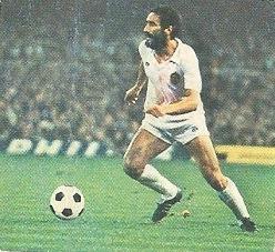 Liga 82-83. Castellanos (Valencia C.F.) Ediciones Este.