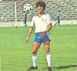 Liga 82-83. Modesto (Real Zaragoza). Ediciones Este.