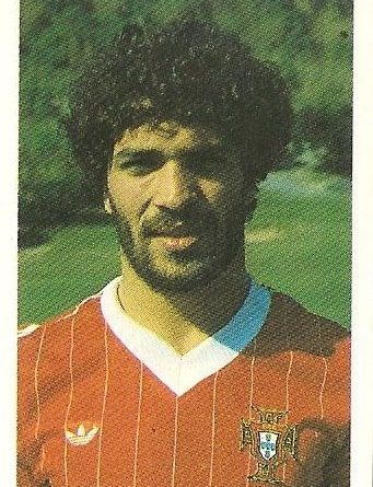 Eurocopa 1984. Pinto (Portugal). Editorial Fans Colección.