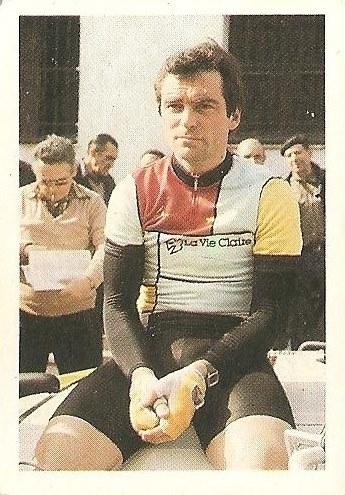 Trideporte 84. Bernard Hinault (La Vie Claire). Editorial Fher.