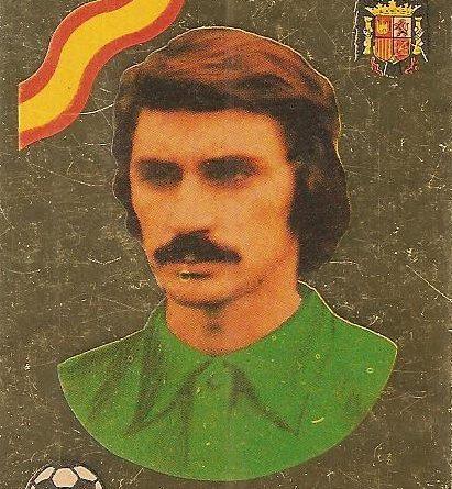 Liga Española 78-79 y Mundial Argentina. Miguel Ángel (España). Editorial Maga.
